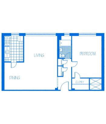 Lencshire-1Bedroom-C