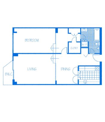 Meridian-1Bedroom-A