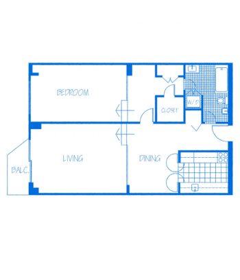 Meridian-1Bedroom-A