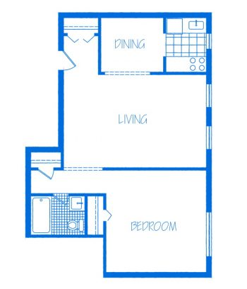 Parkhill-1Bedroom-A
