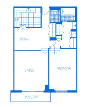 Westhaven-1Bedroom-A